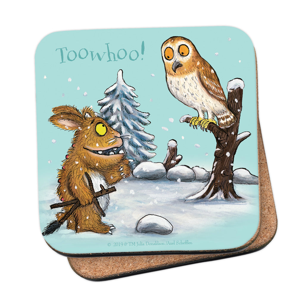 The Gruffalo's Child Toowhoo!' Coaster