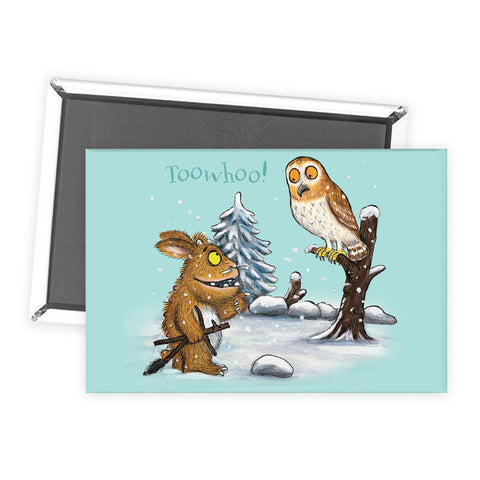The Gruffalo's Child 'Toowhoo!' Magnet
