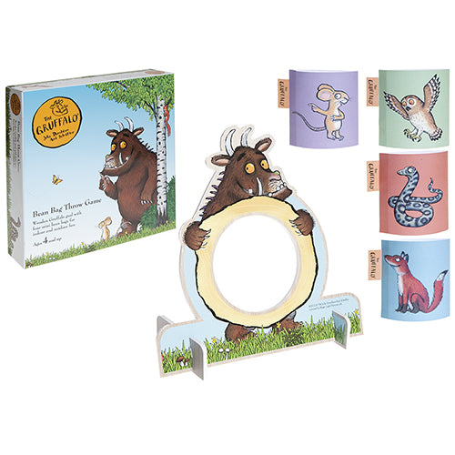 Gruffalo Bean Bag Game  Toy