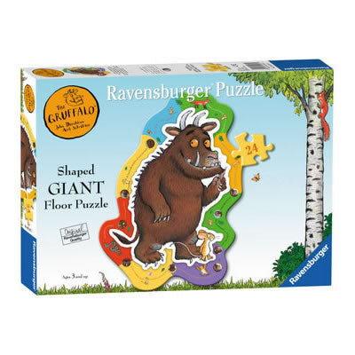 Gruffalo Shaped Floor Puzzle 24pc Toy