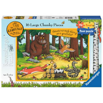 Gruffalo My First Floor Puzzle 16pc Toy