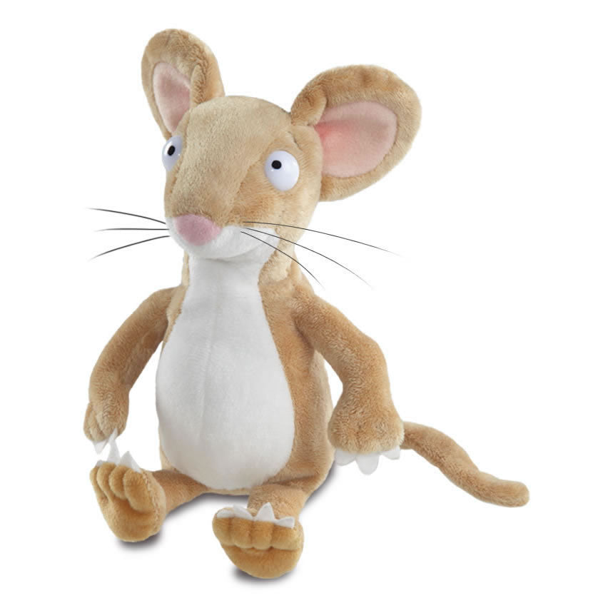 Gruffalo Mouse Plush (7in)