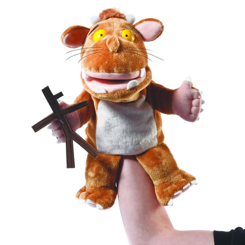Gruffalo's Child hand Puppet 14in  Toy