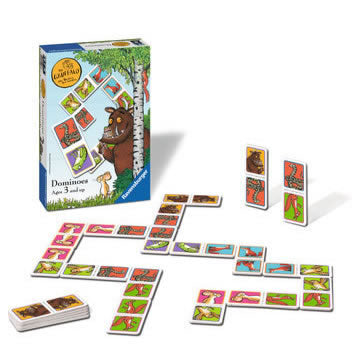 Gruffalo Domino Game Toy  (Second Image)