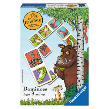 Gruffalo Domino Game Toy