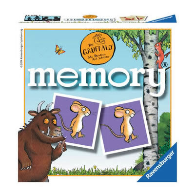 Gruffalo Mini Memory Game  Toy