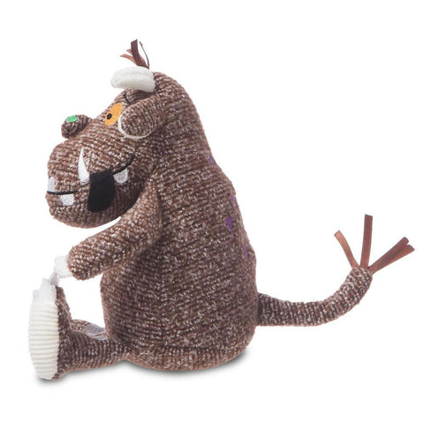 Gruffalo Baby Plush Rattle Toy