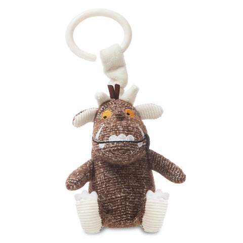 The Gruffalo 5 Inch Stickman Keyring  and Backpack Clip Stick Man Soft Plush Toy