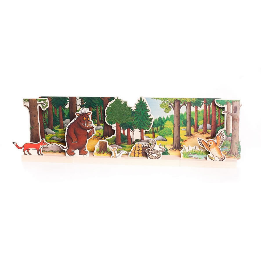 Gruffalo Wooden Theatre  Toy