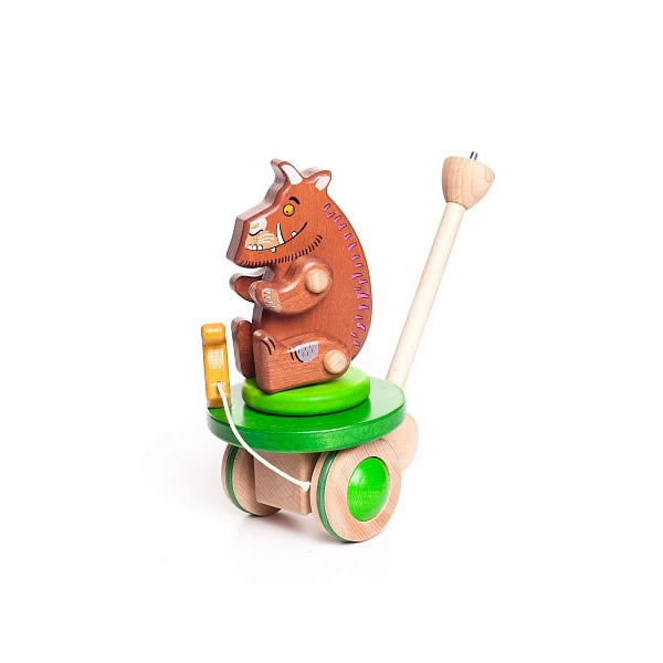 Gruffalo & Mouse Push along toy Toy