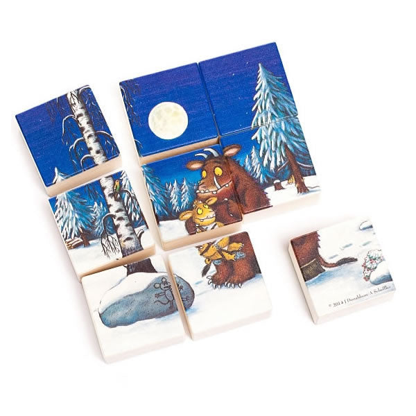 Gruffalo Double Sided Puzzle  Toy