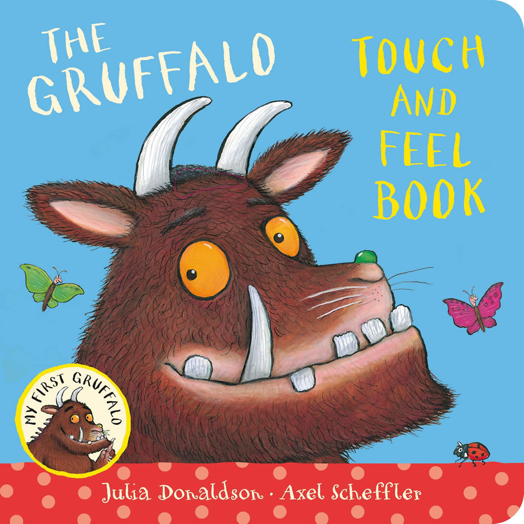 Gruffalo Touch and Feel Book  Book