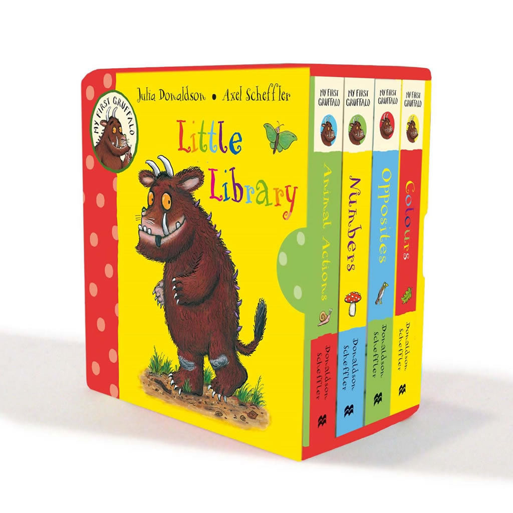 Gruffalo Little Library  Book
