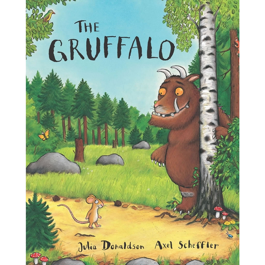The Gruffalo (Hardcover) Book