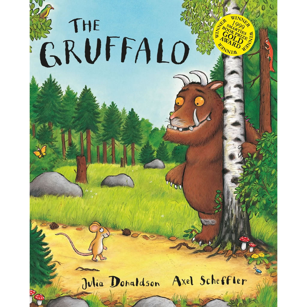 The Gruffalo (Big Book) Book