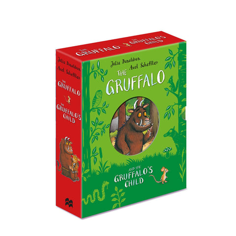 The Gruffalo and Gruffalo's Child Boxset Book
