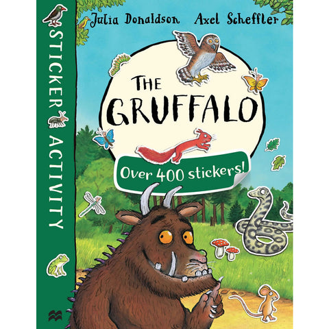 Gruffalo Activity Book Book