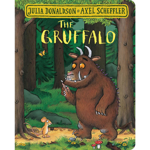 Gruffalo (Board Book) Book