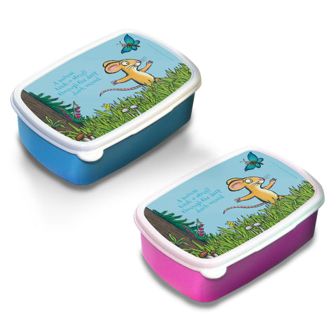 The Gruffalo 'A Mouse Took a Stroll' Lunch Box