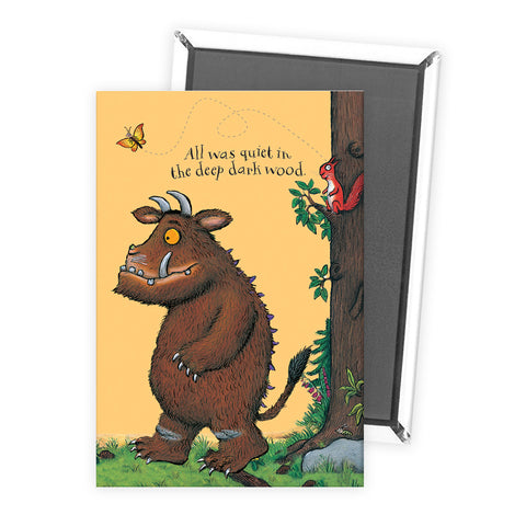 The Gruffalo 'All Was Quiet' Magnet
