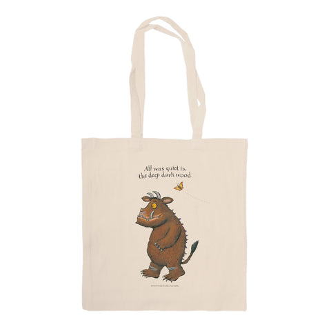 The Gruffalo 'All Was Quiet' Tote Bag