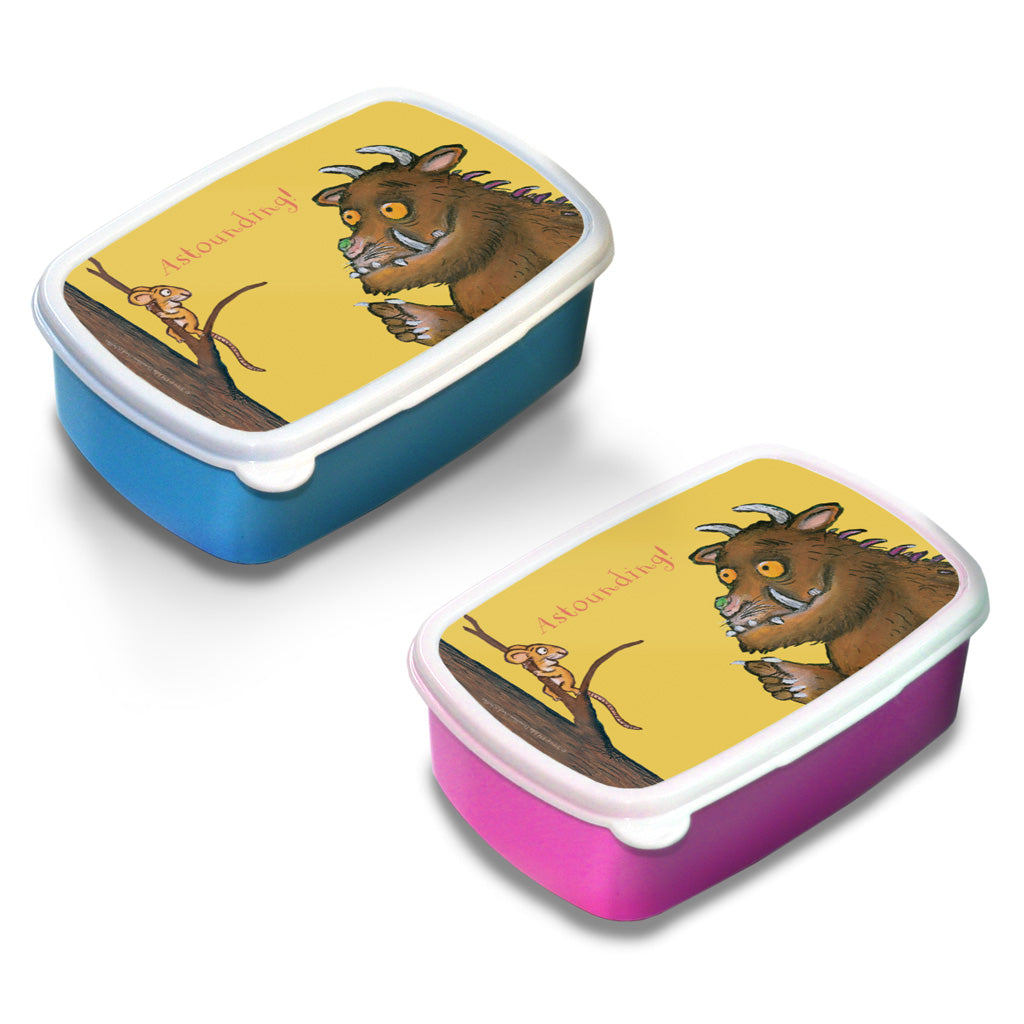 The Gruffalo 'Astounding!' Lunch Box
