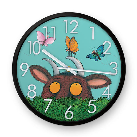 The Gruffalo 'Butterflies' Clock