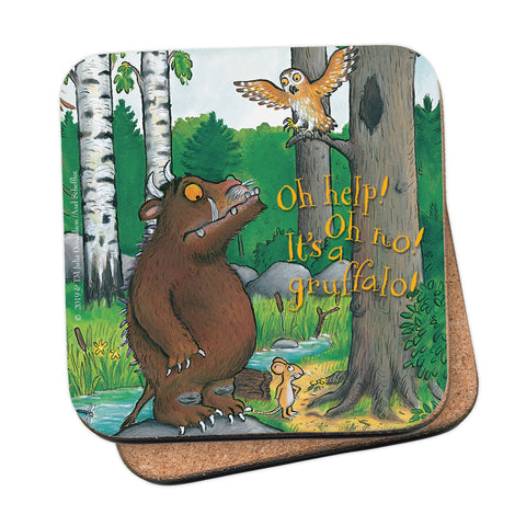 The Gruffalo - Homeware > Coasters
