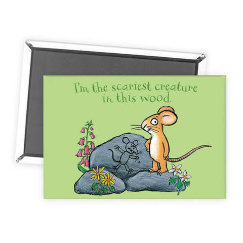 The Gruffalo 'The Scariest Creature' Magnet