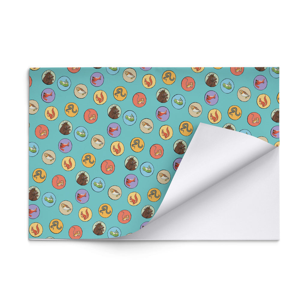 The Gruffalo 'Spots' Gift Wrap