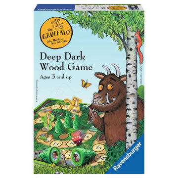 Gruffalo Deep Dark Wood Game  Toy