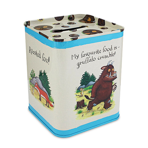 The Gruffalo Tin Money Box Money Box