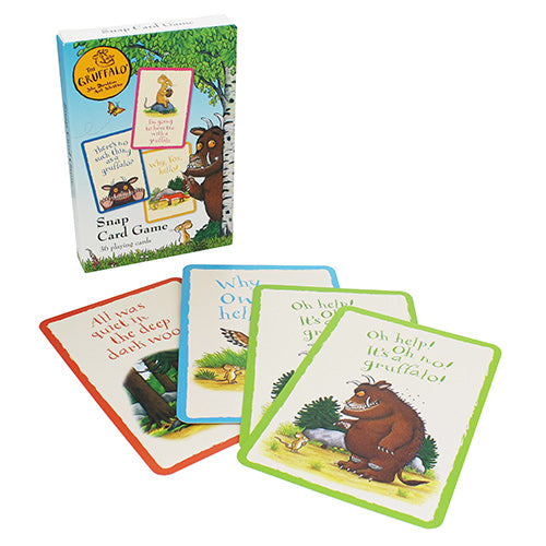 The Gruffalo Snap Card Game Game (Second Image)