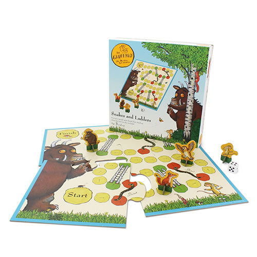 The Gruffalo Snakes & Ladders Board Game Game (Second Image)