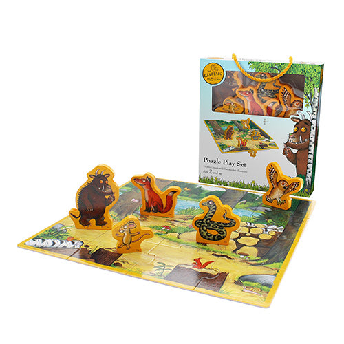 The Gruffalo Puzzle Play Set Puzzle (Second Image)