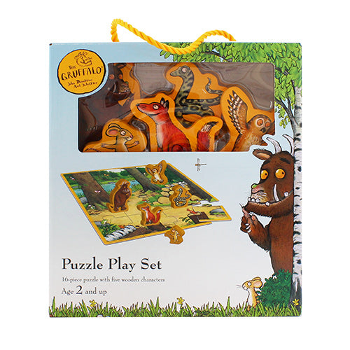 The Gruffalo Puzzle Play Set Puzzle