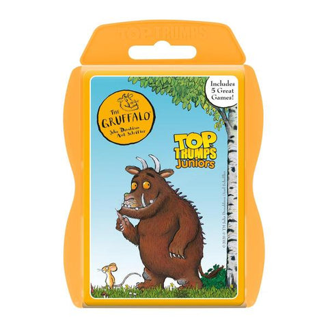 The Gruffalo Top Trumps Junior