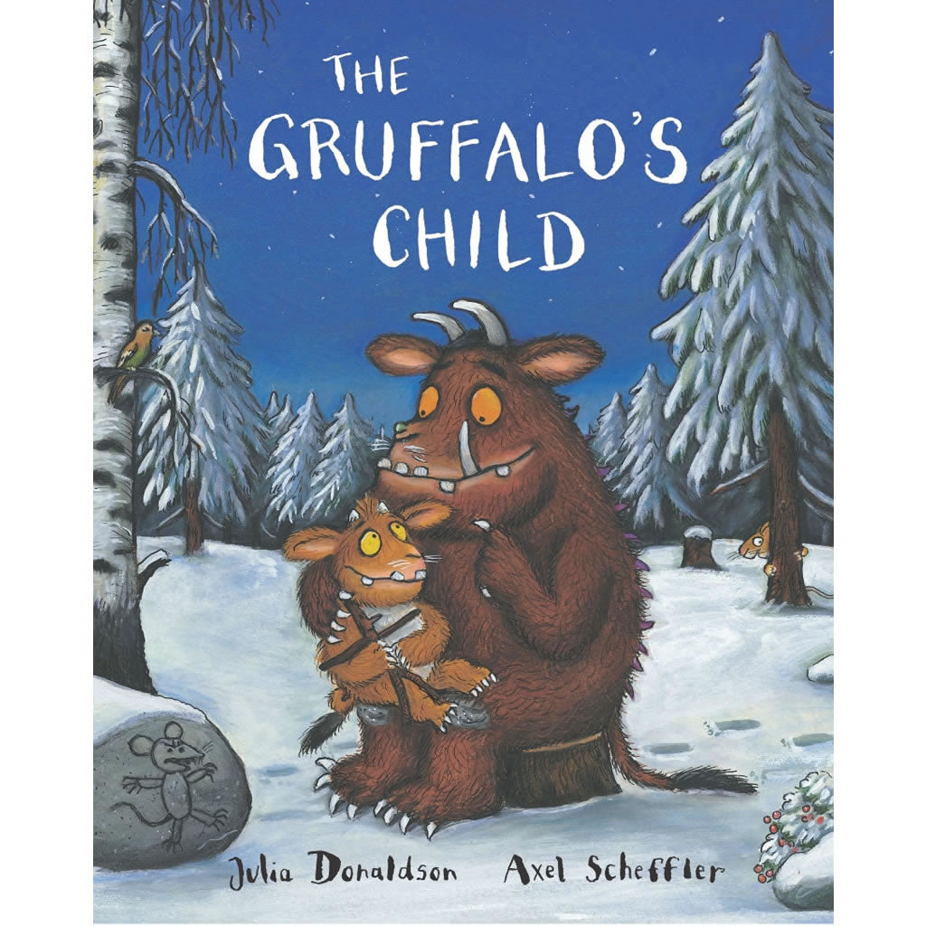 Gruffalo's Child Book (Hardcover) Book