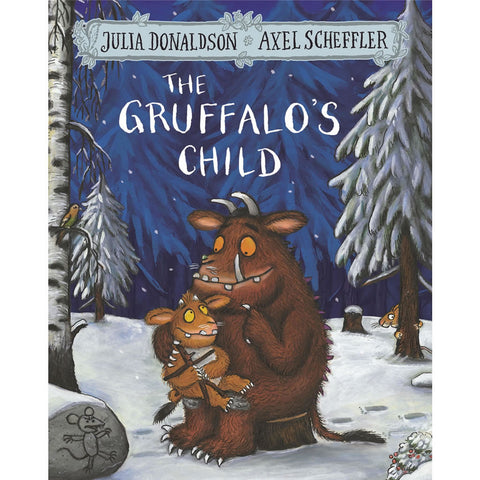 The Gruffalo's Child (Softcover) Book