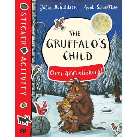 Gruffalo's Child Activity Book Book