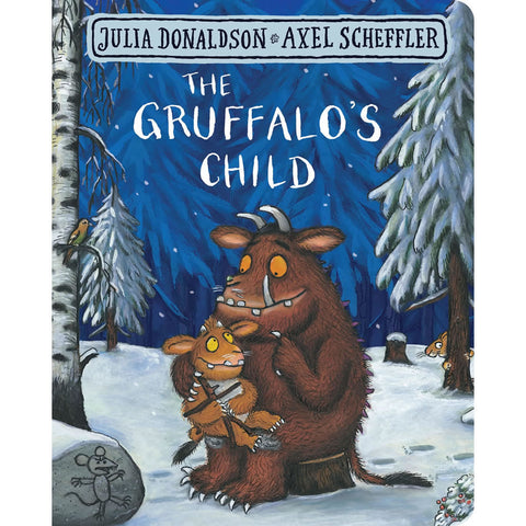 Gruffalo's Child (Board Book) Book