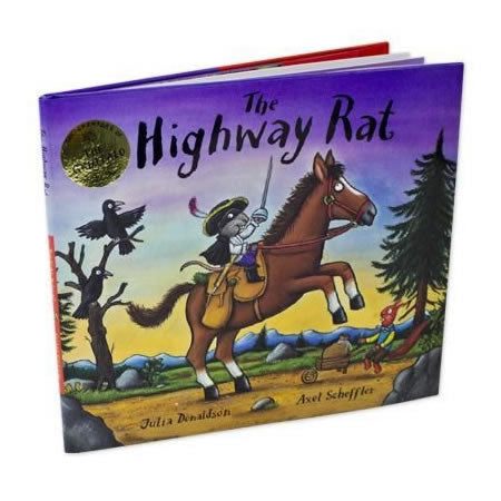 The Highway Rat Book (Hardcover)