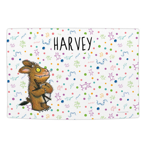 The Gruffalo - Personalised Baby Blankets