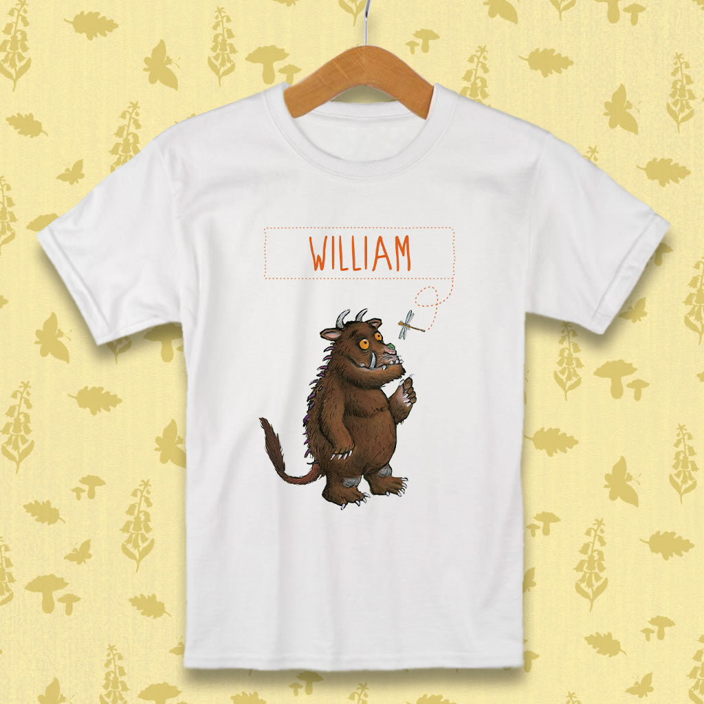 Gruffalo Personalised T-shirt