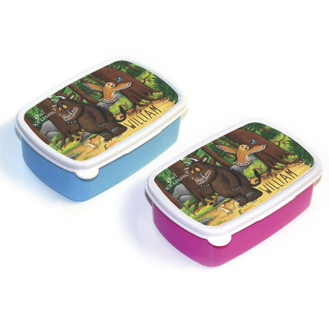 The Gruffalo - Personalised Lunch Boxes