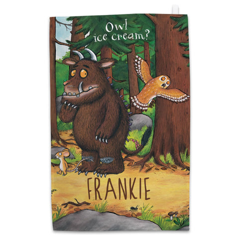 The Gruffalo - Personalised Tea Towels