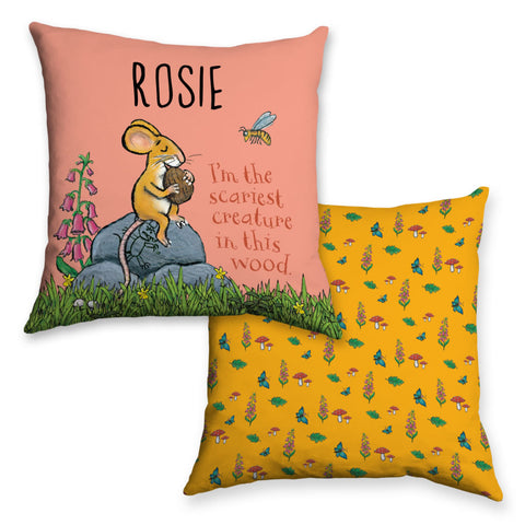 Mouse Personalised Cushion