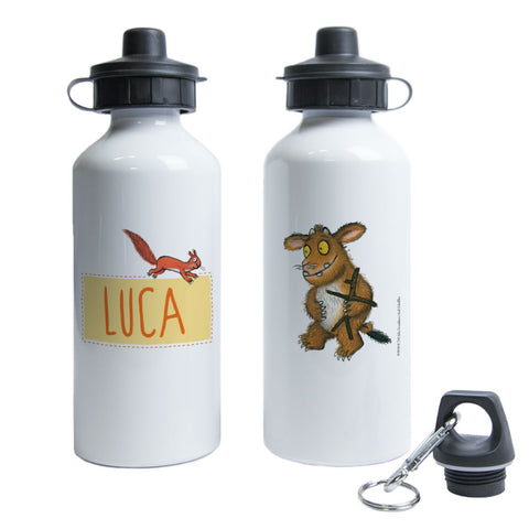 Gruffalo's Child Personalised Water Bottle