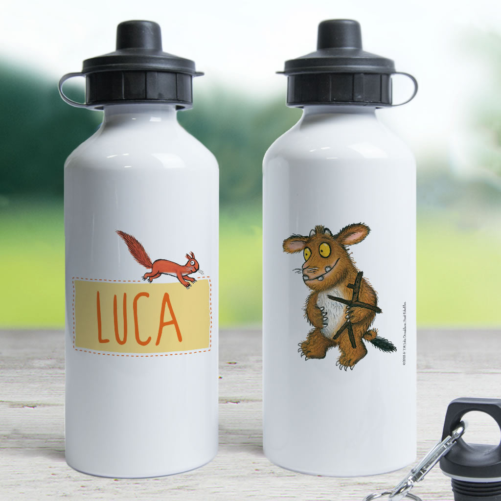 Gruffalo's Child Personalised Water Bottle (Lifestyle)