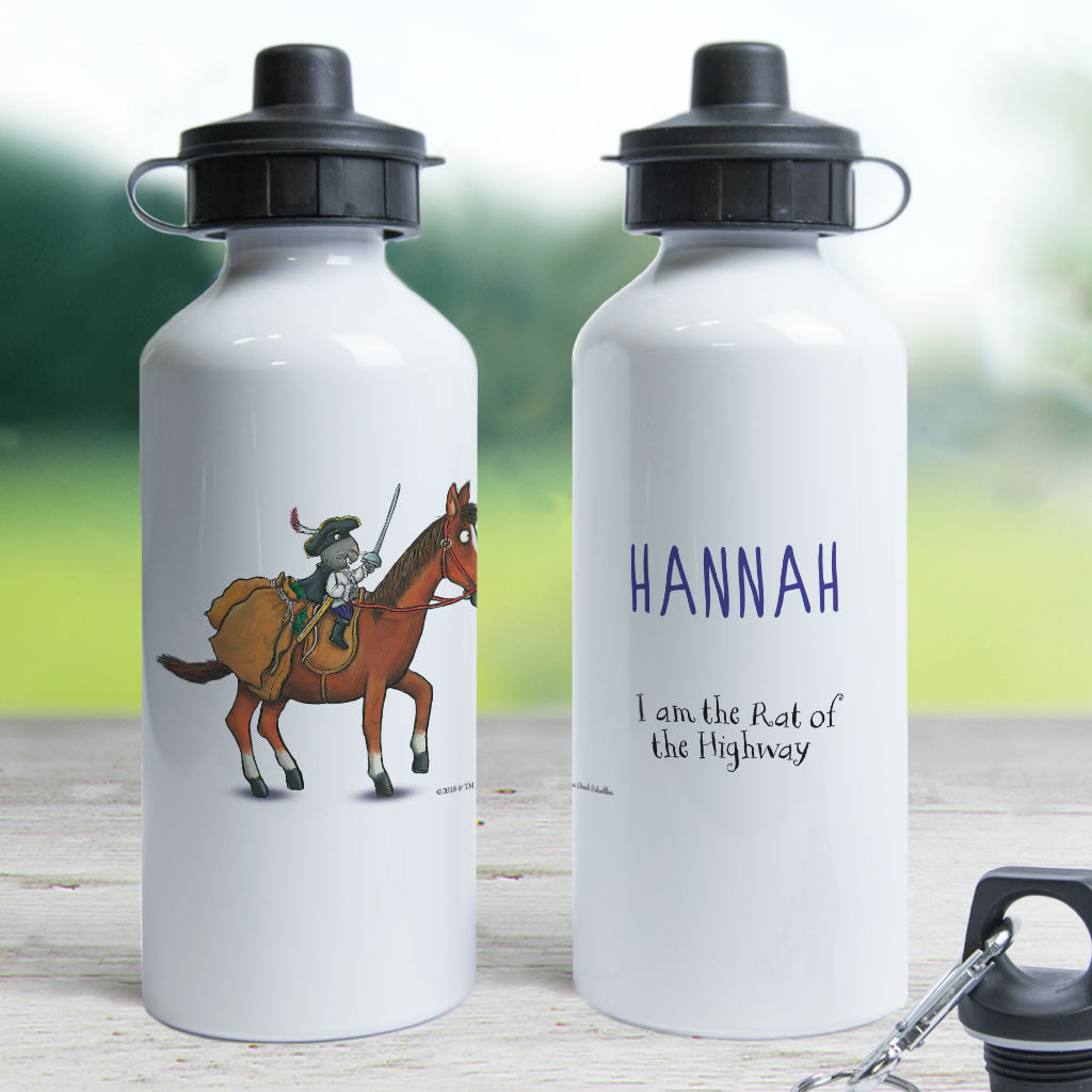 Highway Rat Personalised Water Bottle (Lifestyle)